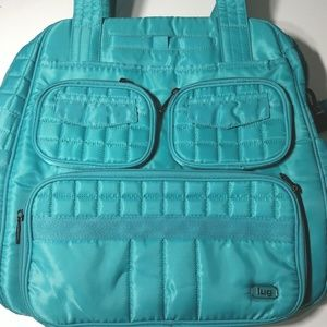 Lug Puddle Jumper Aqua Teal (NS)
